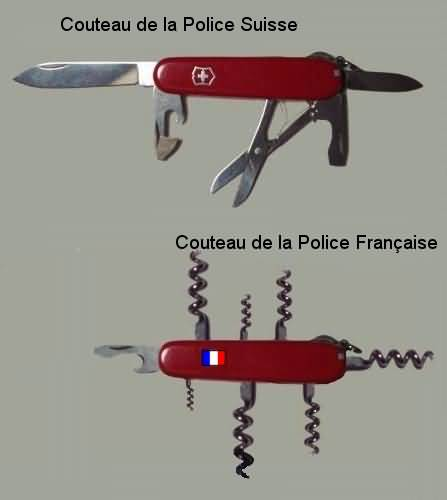 Le (couteau) suisse vire au vert ? - Page 3 Couteau